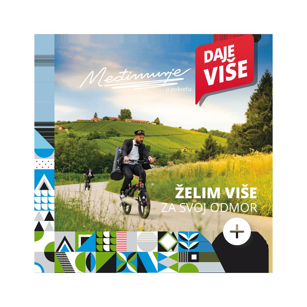 Međimurje daje više - promotivna kampanja Turističke zajednice Međimurske županije