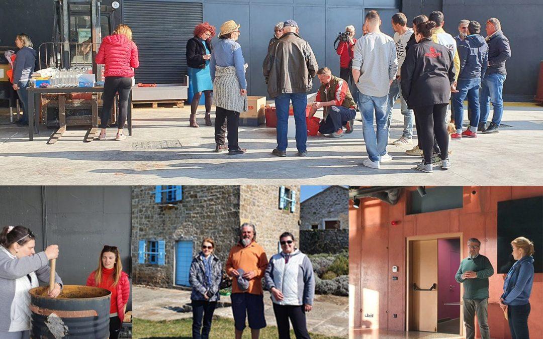 Predavanja i radionice u Istri