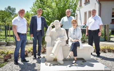 Rudolf Steiner u Donjem Kraljevcu dobio svoj park i spomenik
