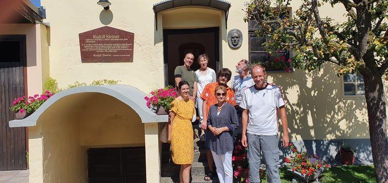 160. obljetnica rođenja dr. Rudolfa Steinera – umjetnici gosti Centra
