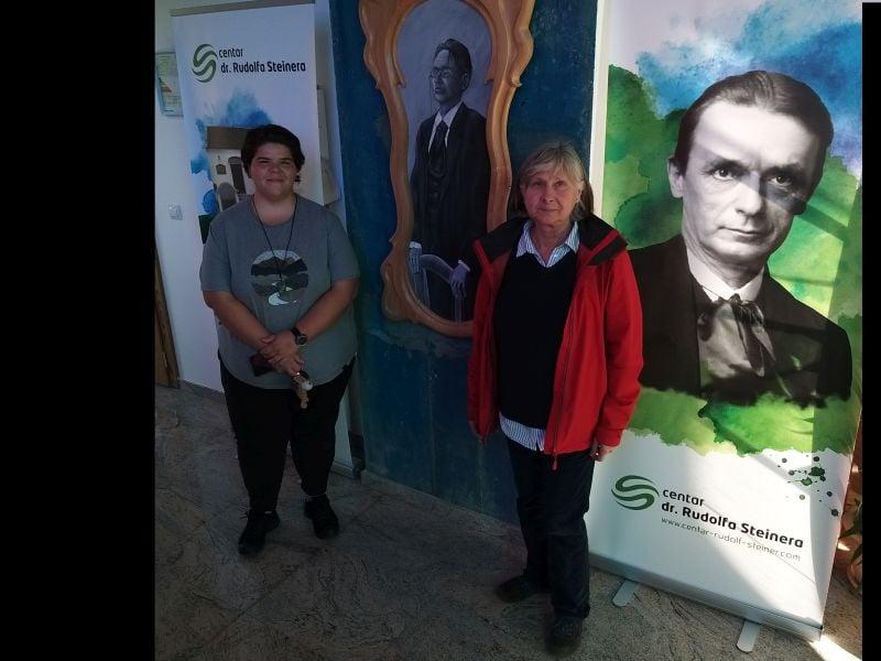 """Udruga """"OZANA"""" posjetila Centar dr. Rudolfa Steinera"""
